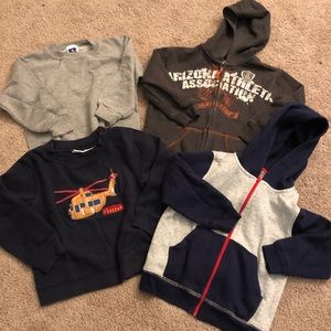Other - Set of 4 sweaters